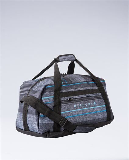 Mid Duffle Space Stripe Bag