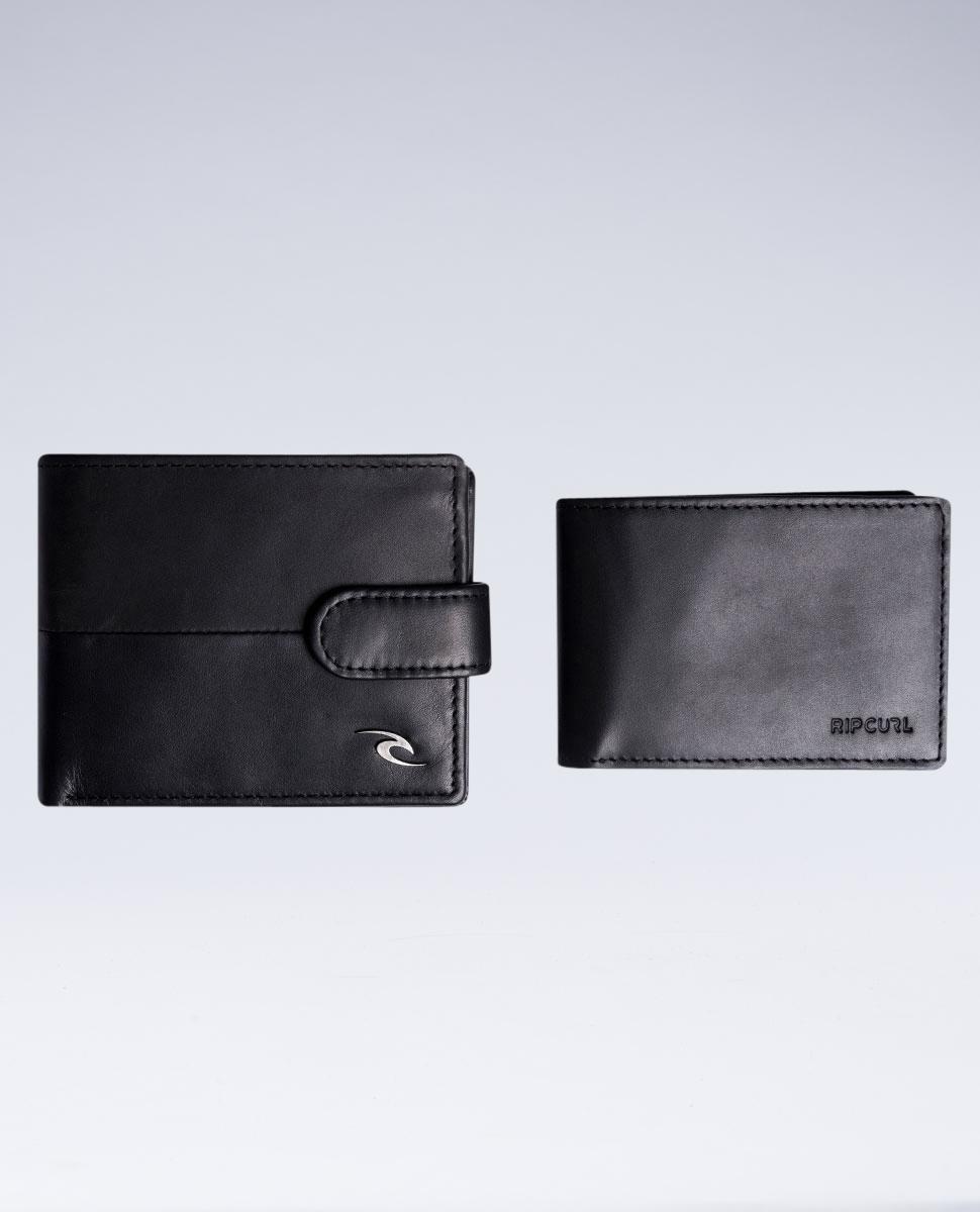 Clip Wave RFID 2 In 1 Wallet