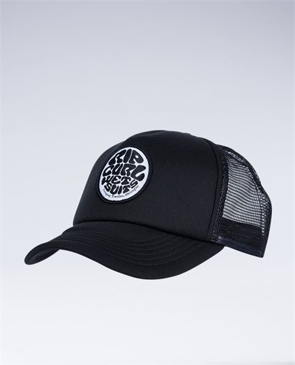 Wetty Badge Trucker Cap
