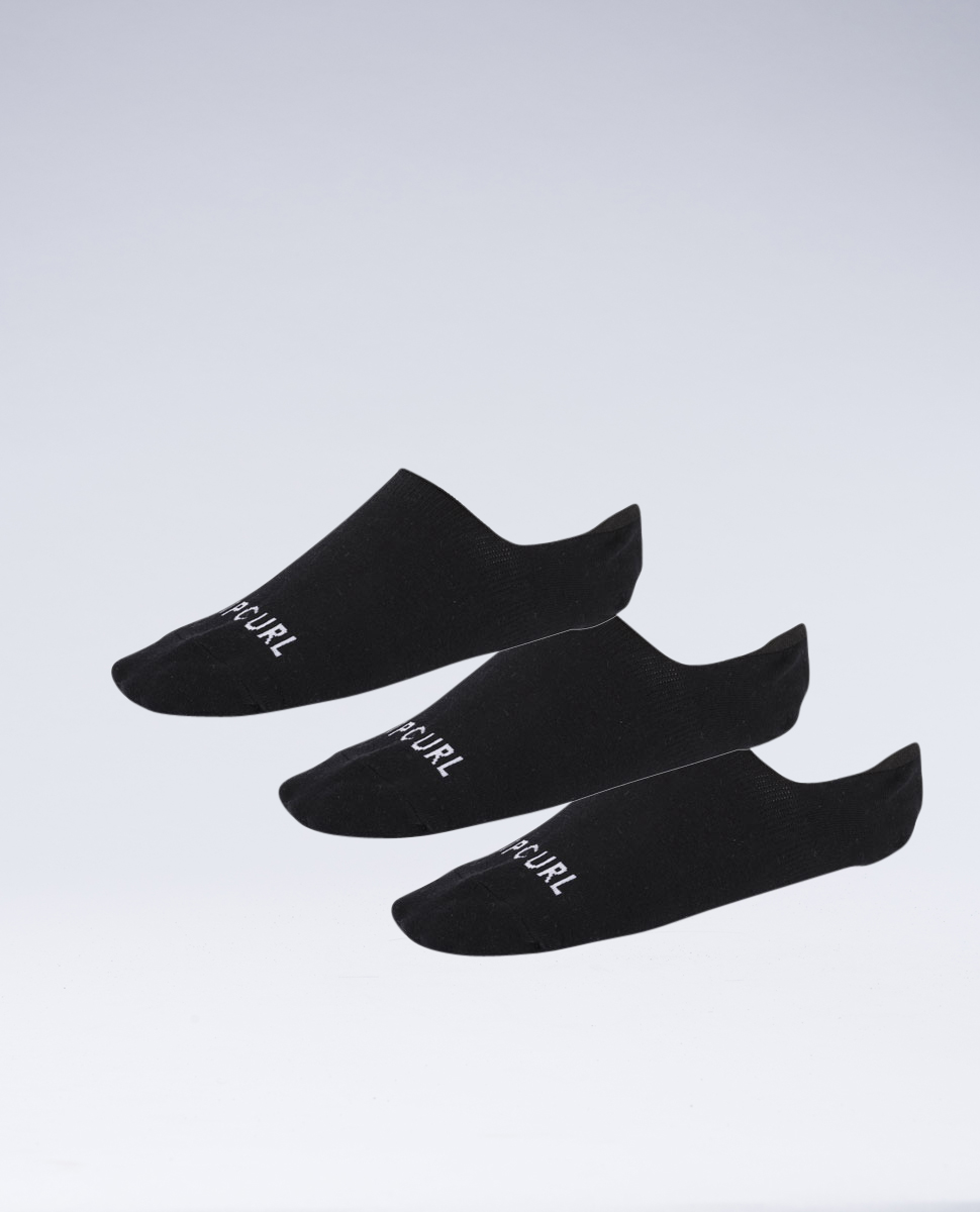 Rip Curl Invisible Sock 3 Pack