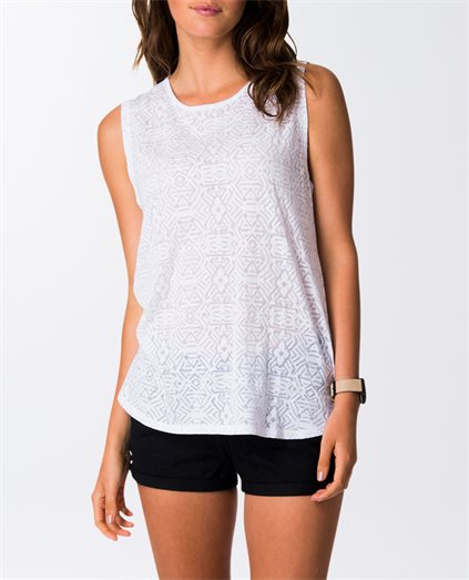 Chicama Burnout Muscle Top