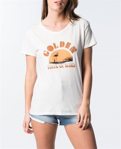 Golden Boyfriend Fit T-Shirt