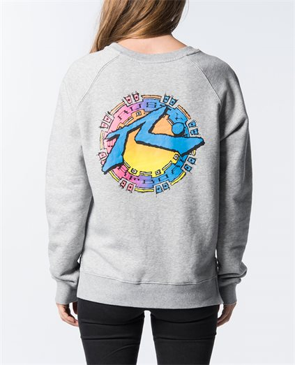 Mayan 3 Crew Neck Fleece