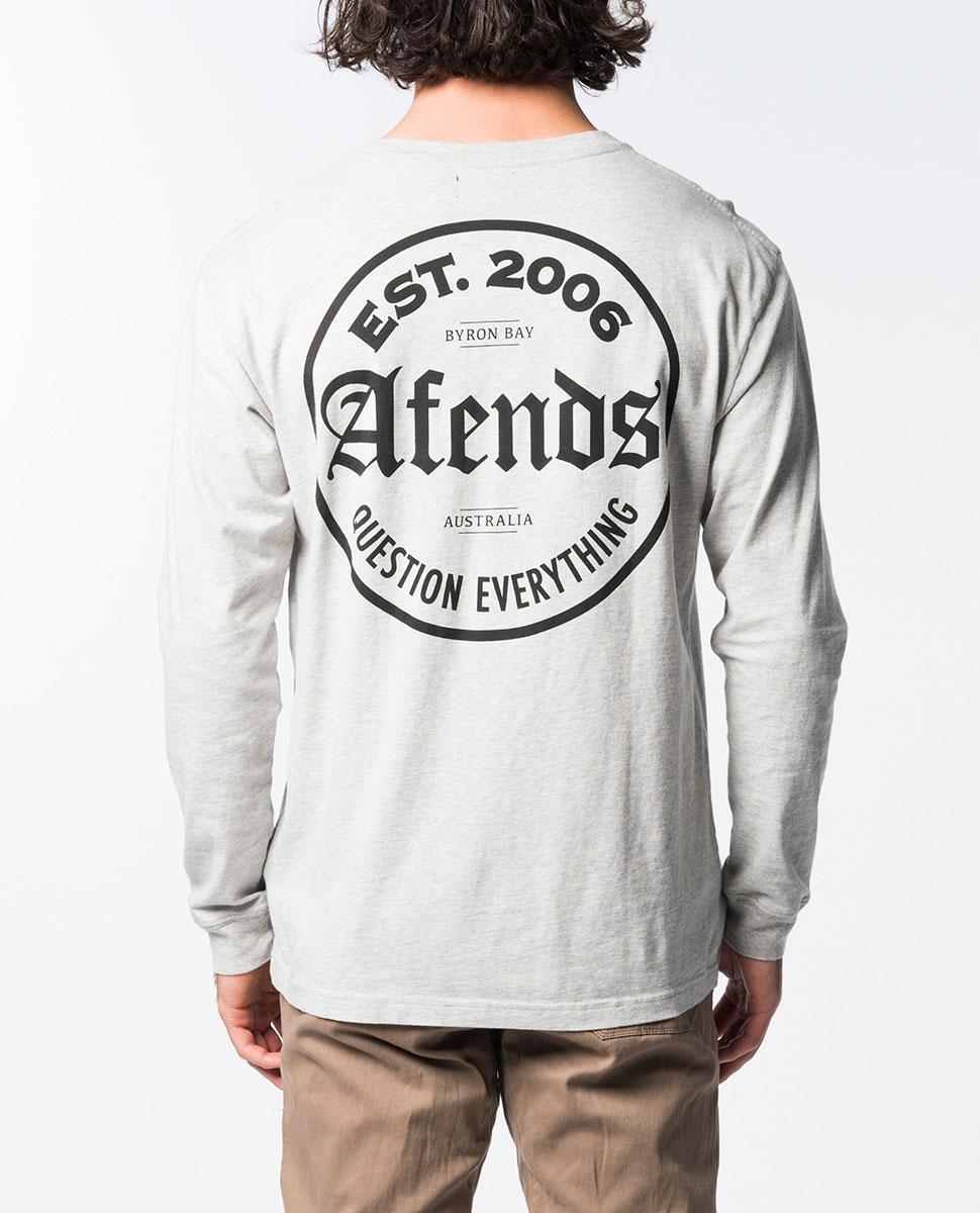 Pac Long Sleeve Logo T-Shirt