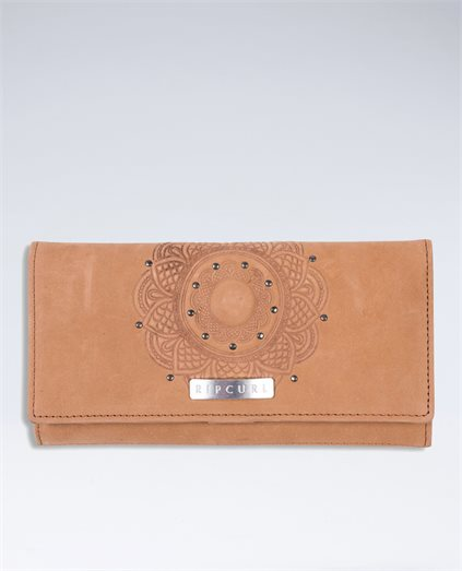 Chicama RFID Cheque Book Leather Wallet