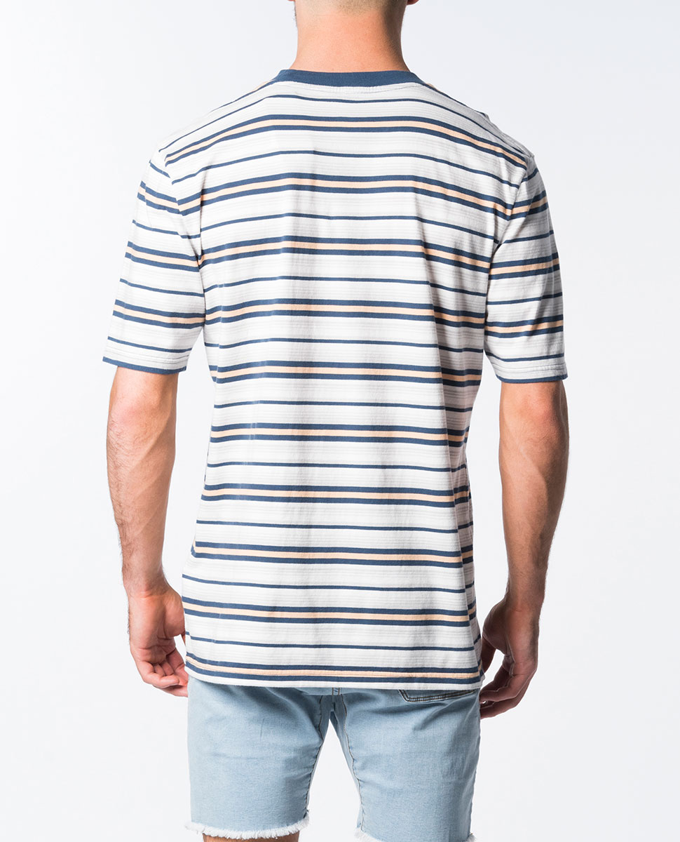 San O Stripe T-Shirt