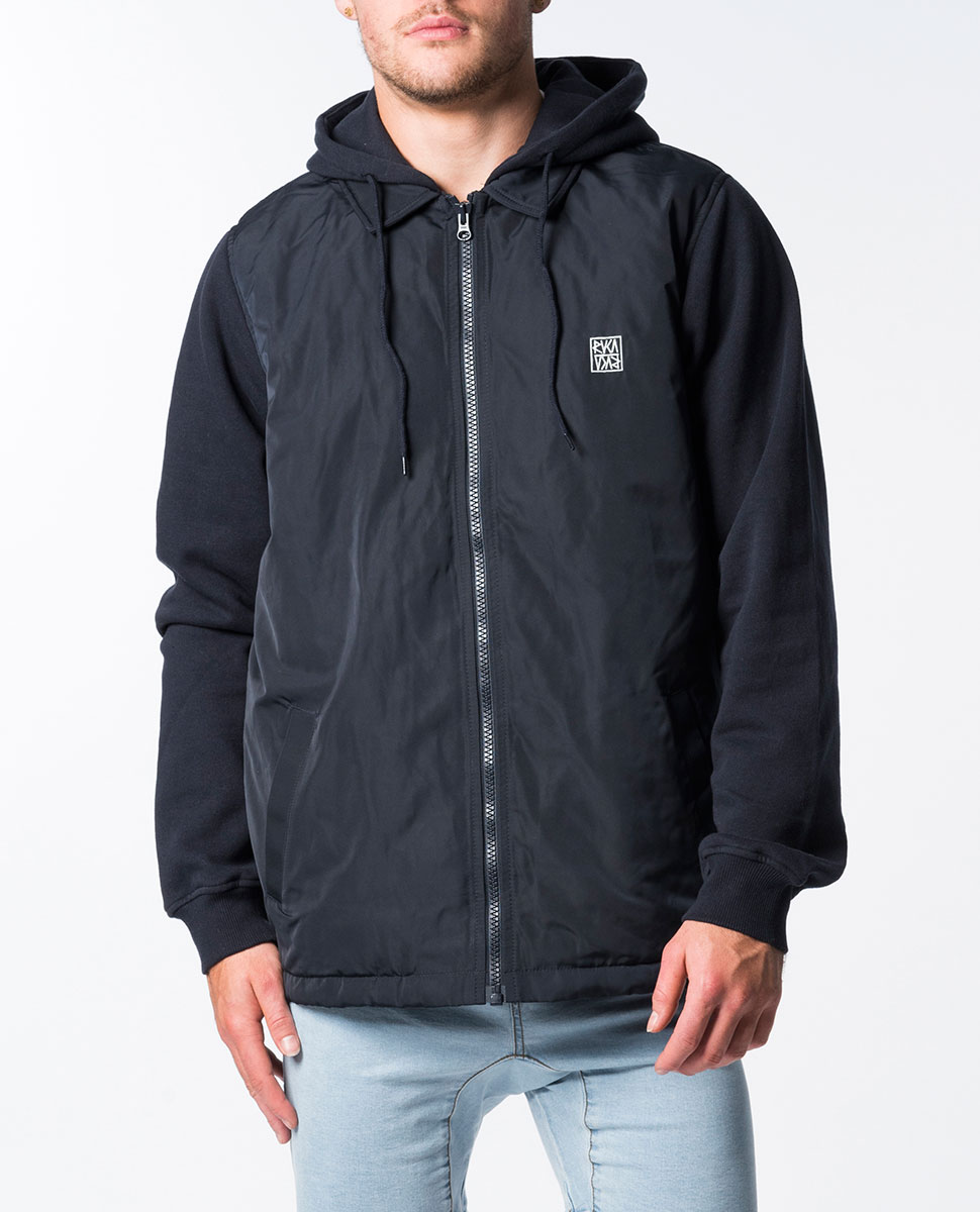 Flipped RVCA Game Day Jacket