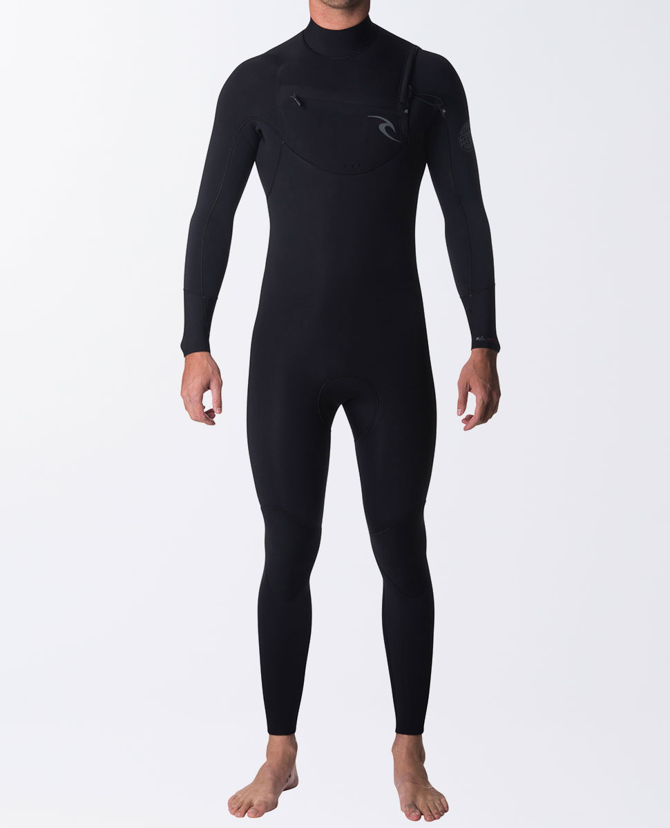 Dawn Patrol 3/2 Chest Zip Steamer Wetsuit