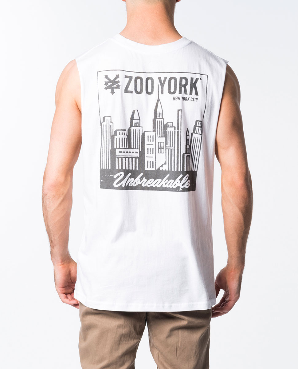 Bushwick Muscle Top