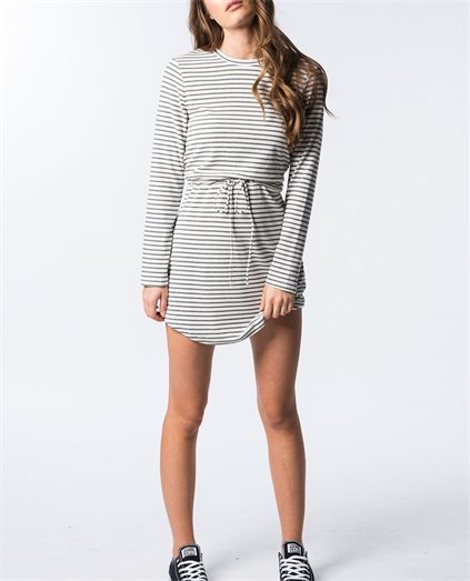 Sadie Drawstring Dress