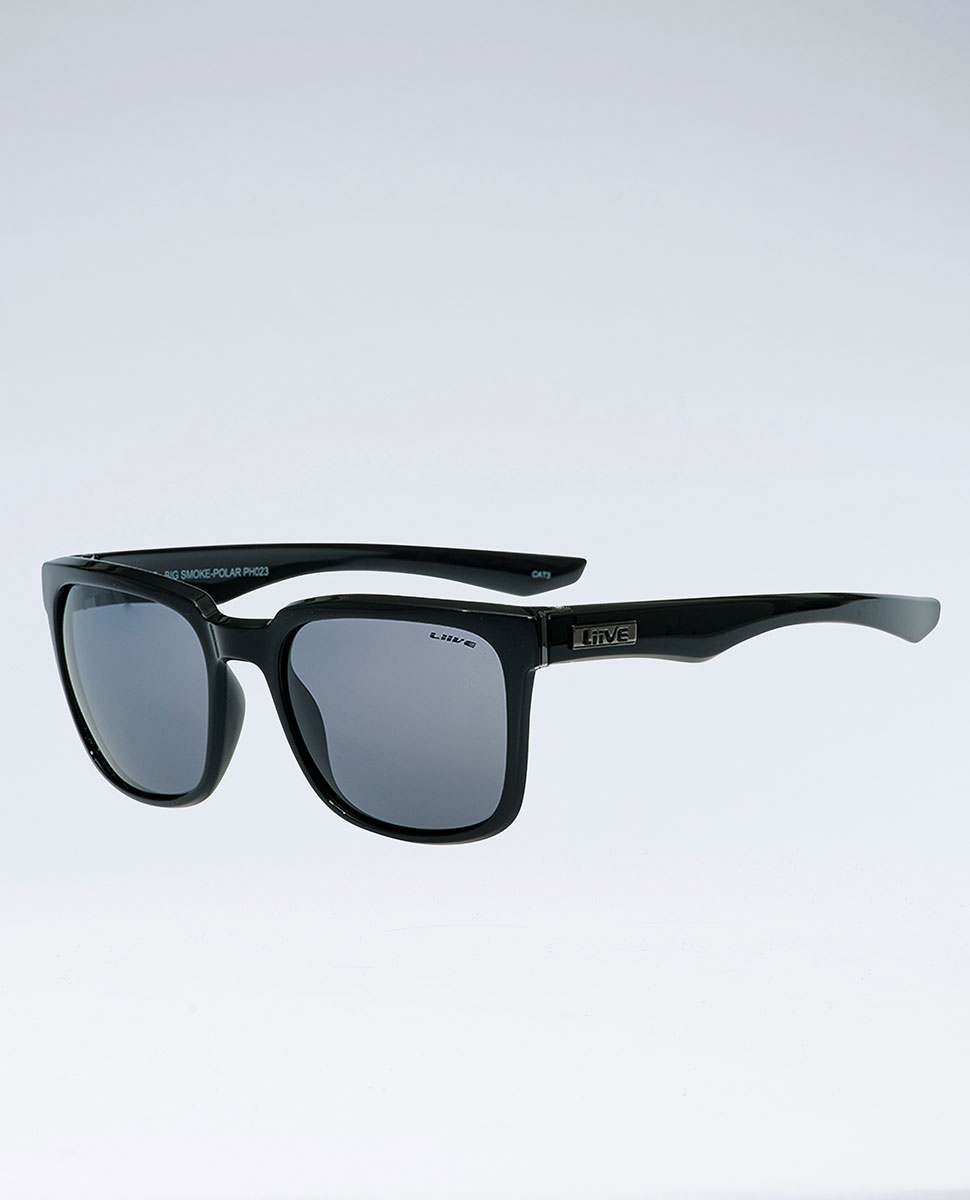 Liive Big Smoke Polarized Sunglasses