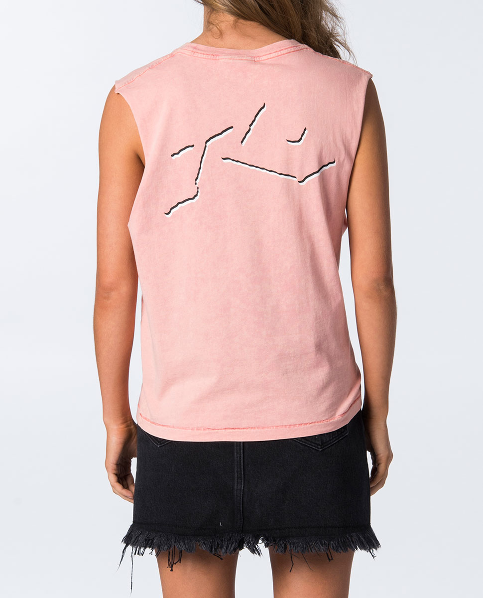 Mystery R Muscle T-Shirt