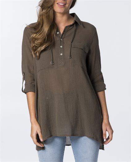 Karina Beach Shirt