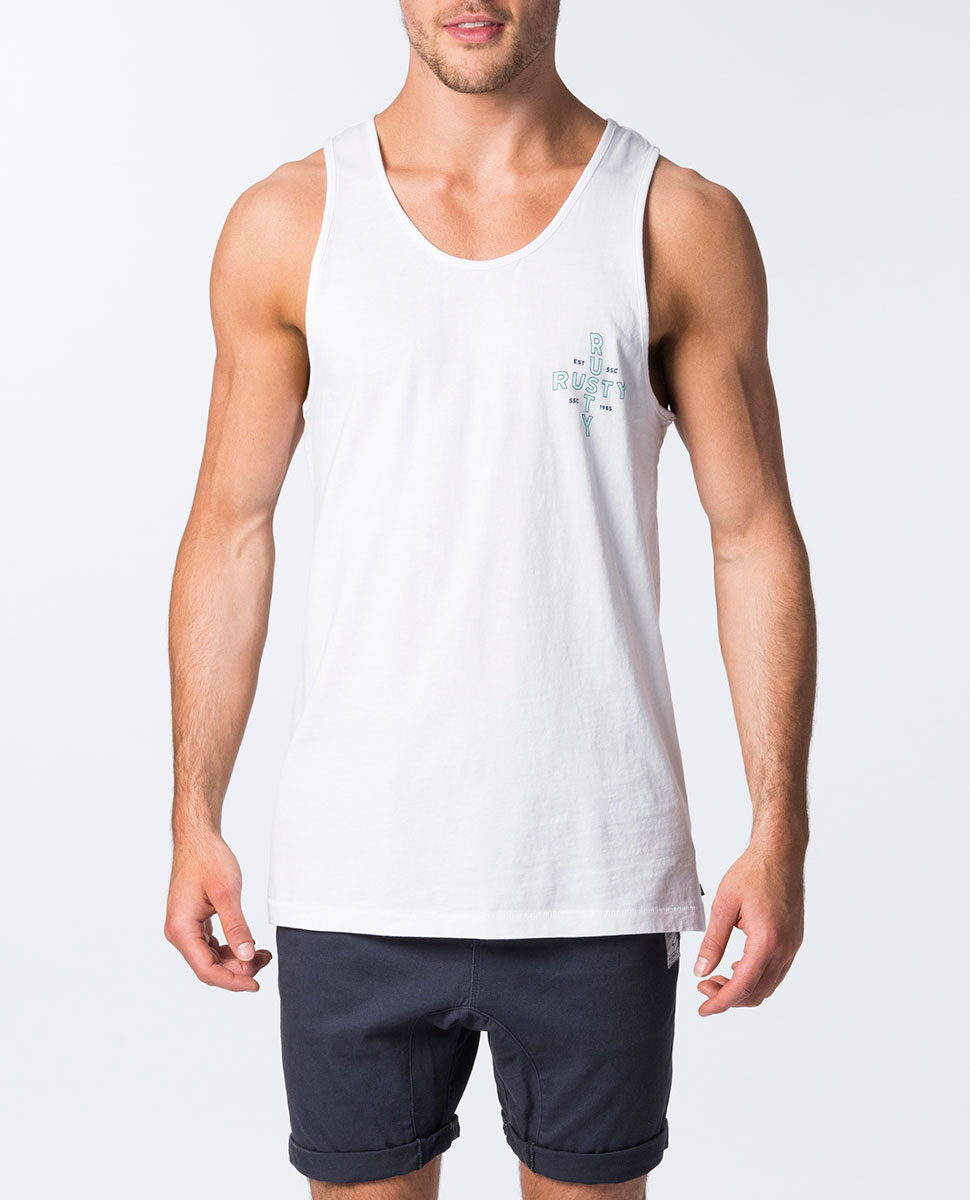 Sleuth Tank Top