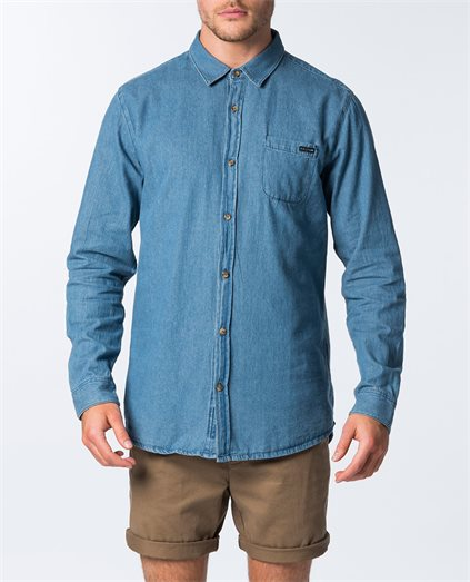 Duster Long Sleeve Shirt
