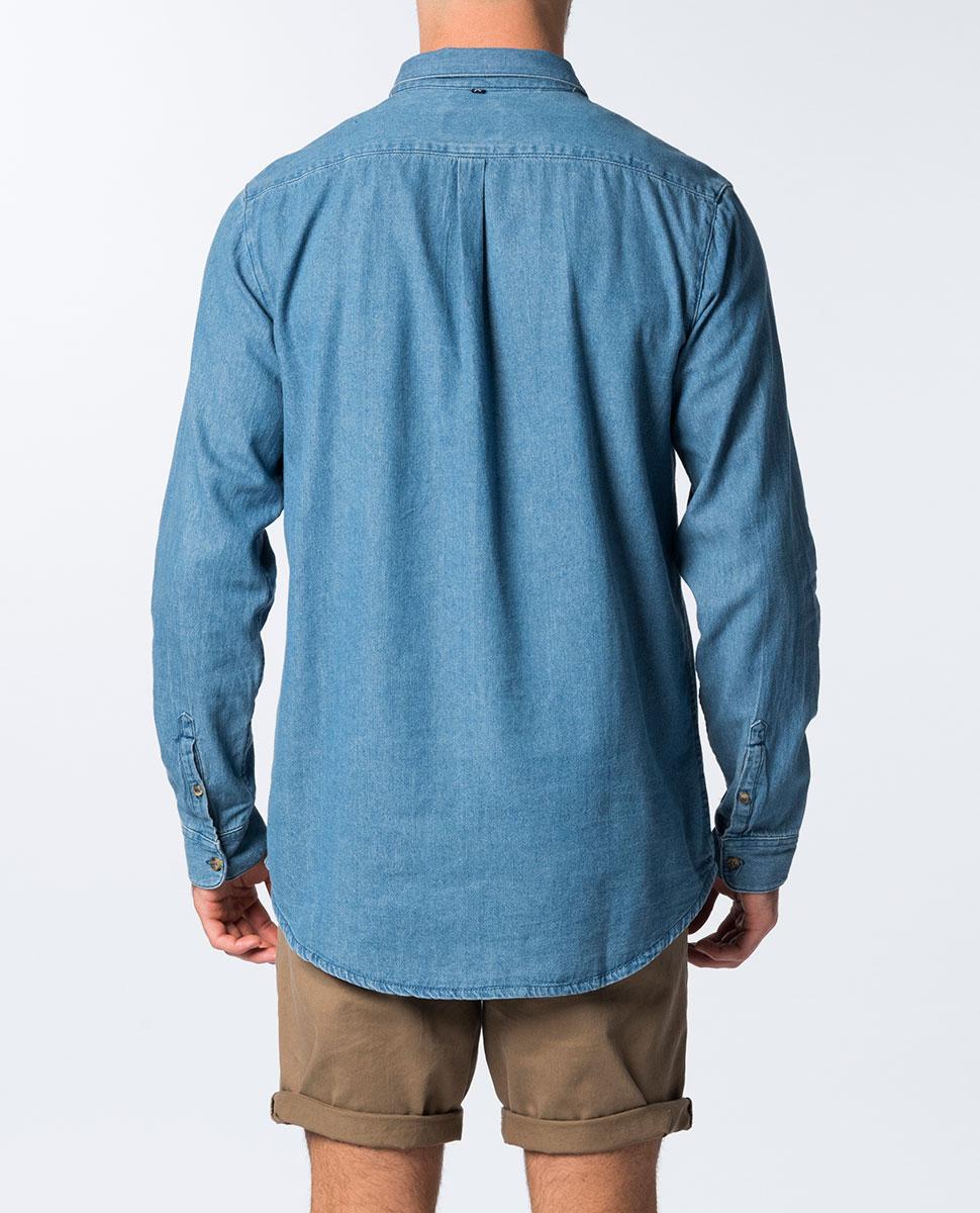 Duster Long Sleeve Shirt
