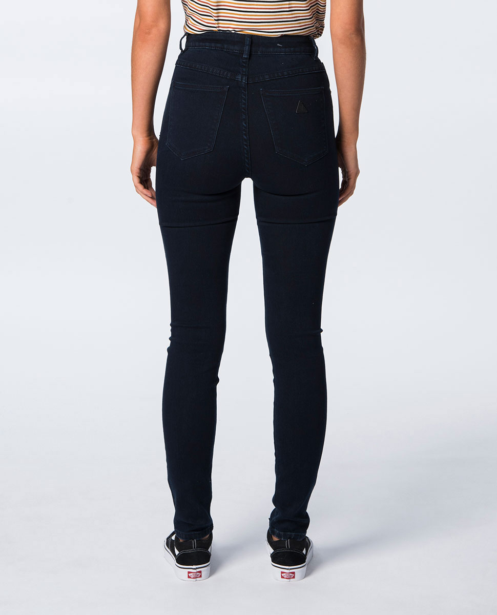 A High Skinny Jeans