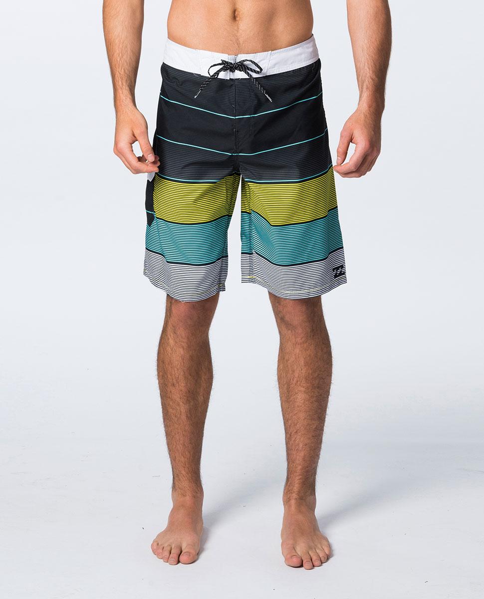 "All Day OG Stripe 21"" Boardshort"