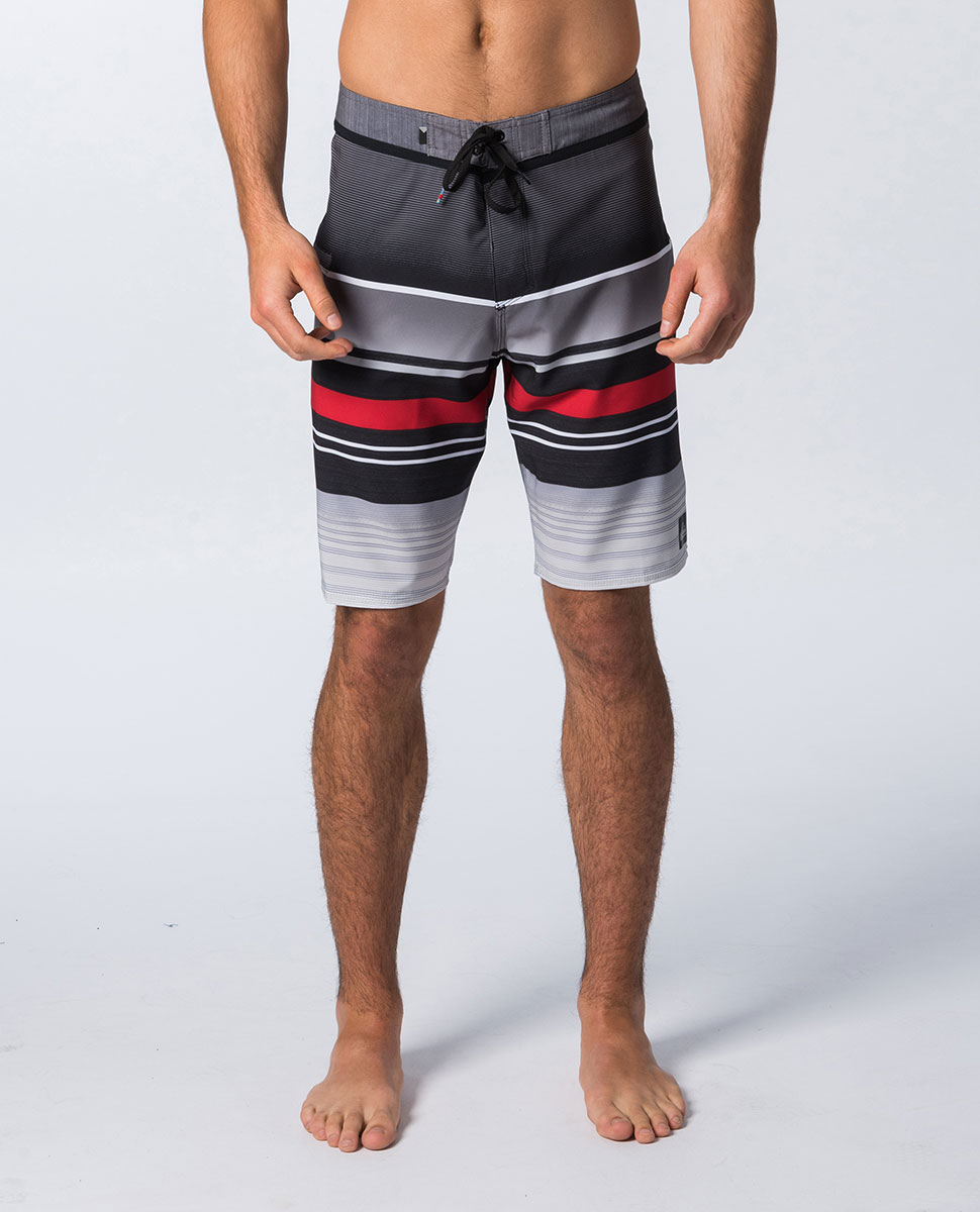 "Everyday Stripe Vee 21"" Boardshort"