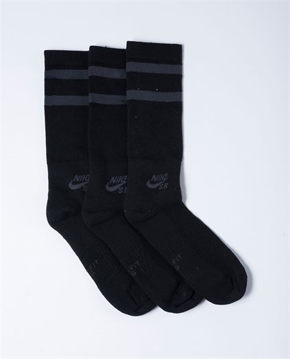 SPEND AND GET SB Dry Crew 3 Pack Socks