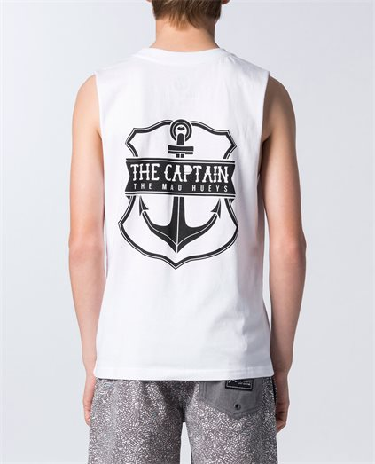 Captain Muscle T-Shirt - Boys