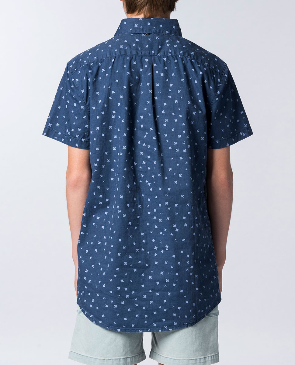 Cross Short Sleeve Shirt - Boys