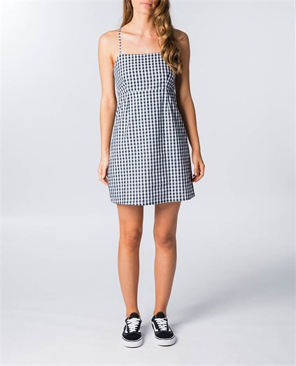 Local Gingham Dress