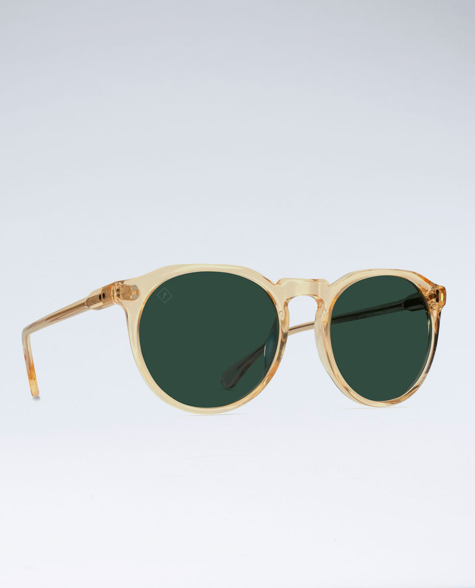 Remmy Remmy Champagne Crystal Polarised Sunglasses