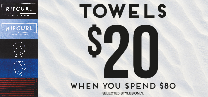 Towel Promo - Kids Menu