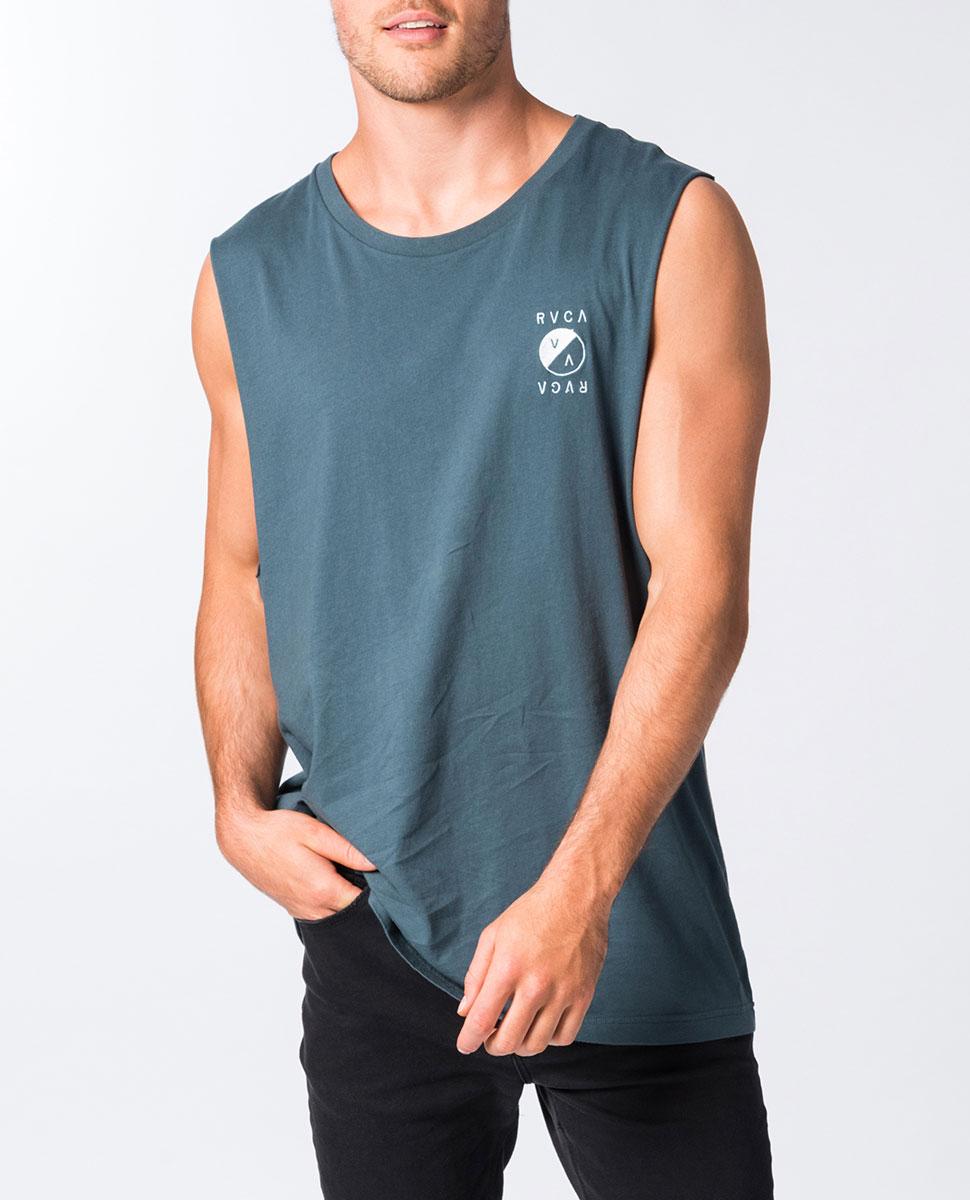 Yin And Yang Muscle T-Shirt