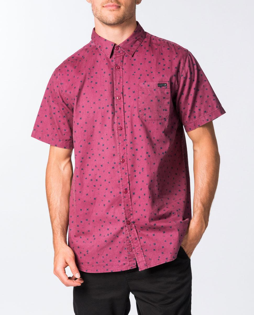 Cross Short Sleeve Shirt