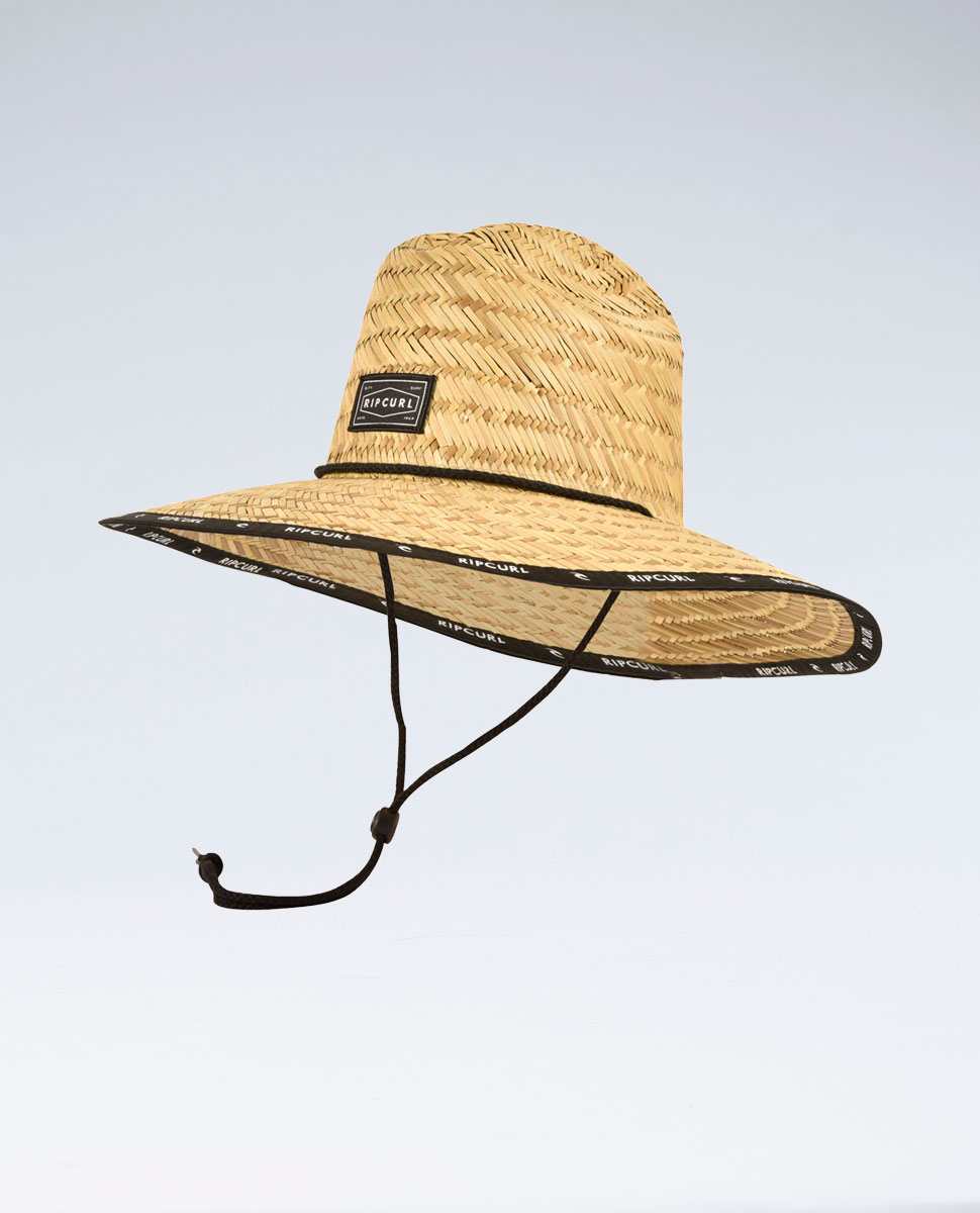 Hex Straw Hat