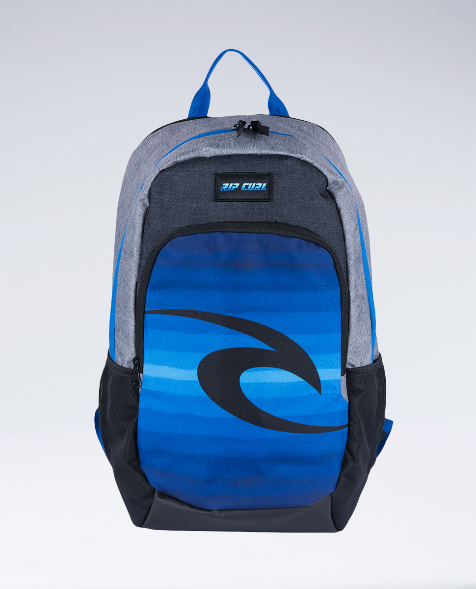 Ozone Resin Wave Backpack
