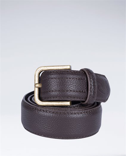 Parker Leather Belt