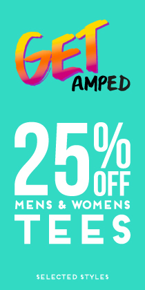 Get Amped Mens Mega