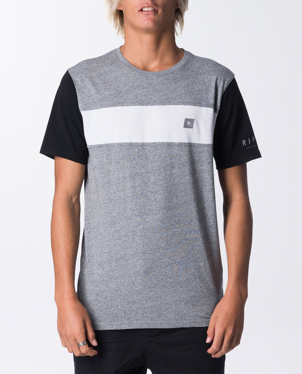 Undertow Panelled T-Shirt