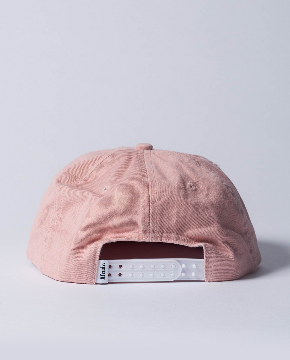 Flame Soft Brim 6 Panel Cap