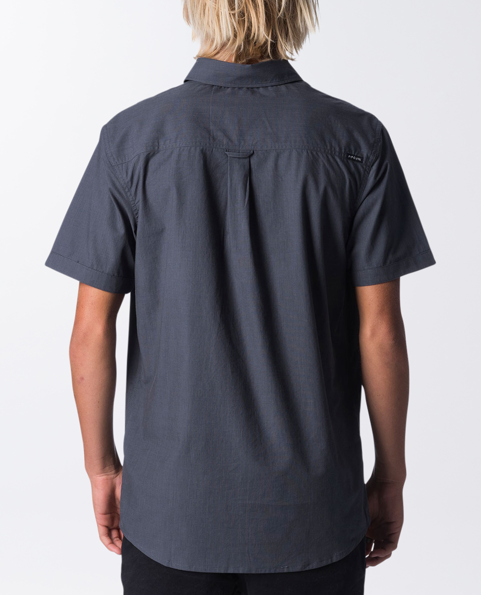 Stand Up Short Sleeve Shirt