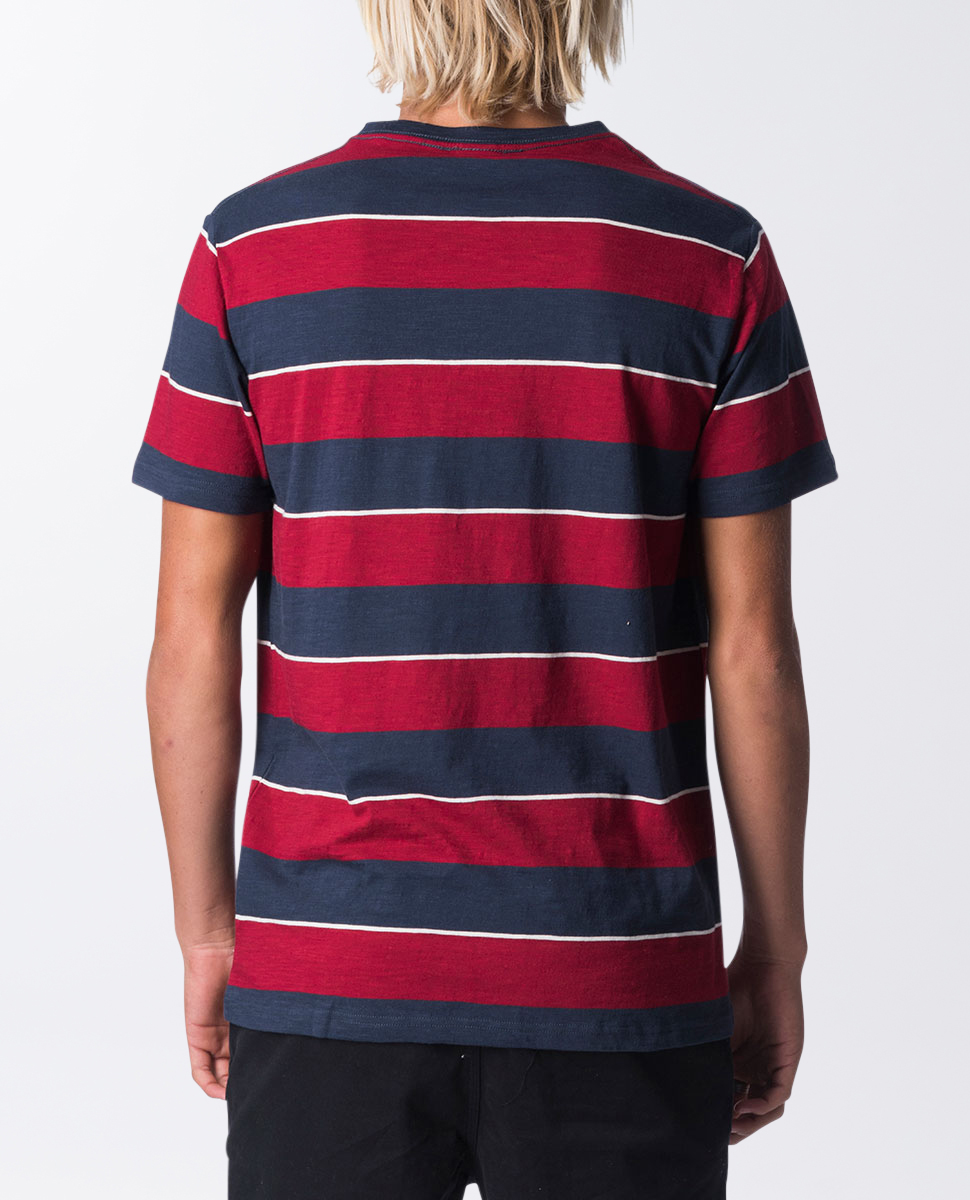 Low Key Stripe T-Shirt - Boys