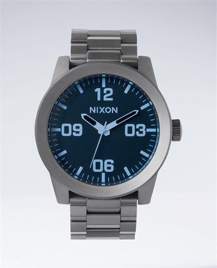 The Corporal Stainless Steel Watch