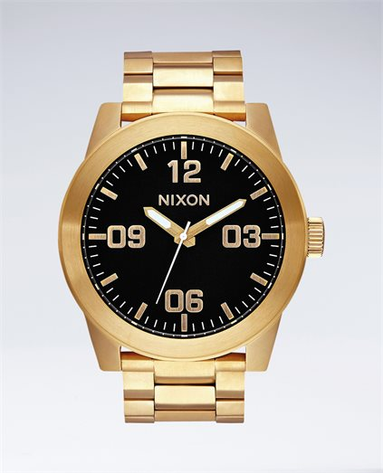 Corporal Stainless Steel Watch