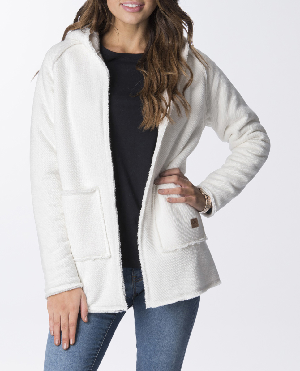 High Desert Fleece Cardi
