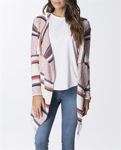 Lucy Hooded Cardi