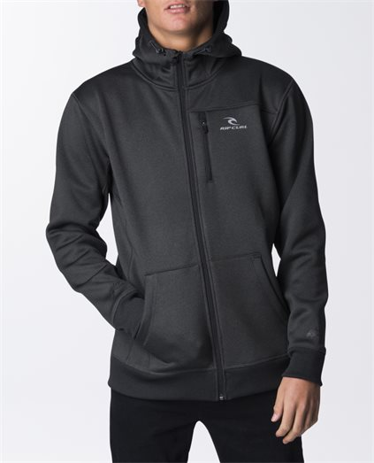 Bravos Anti Series Zip Thru Hood