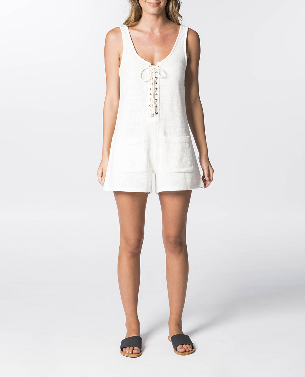 Lazy Waves Playsuit