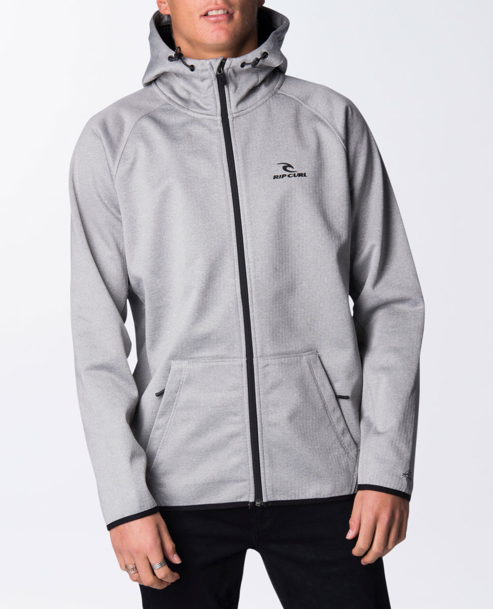 Storm Anti Series Zip Thru Hood