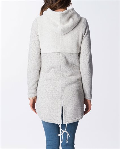 Penny Longline Fleece