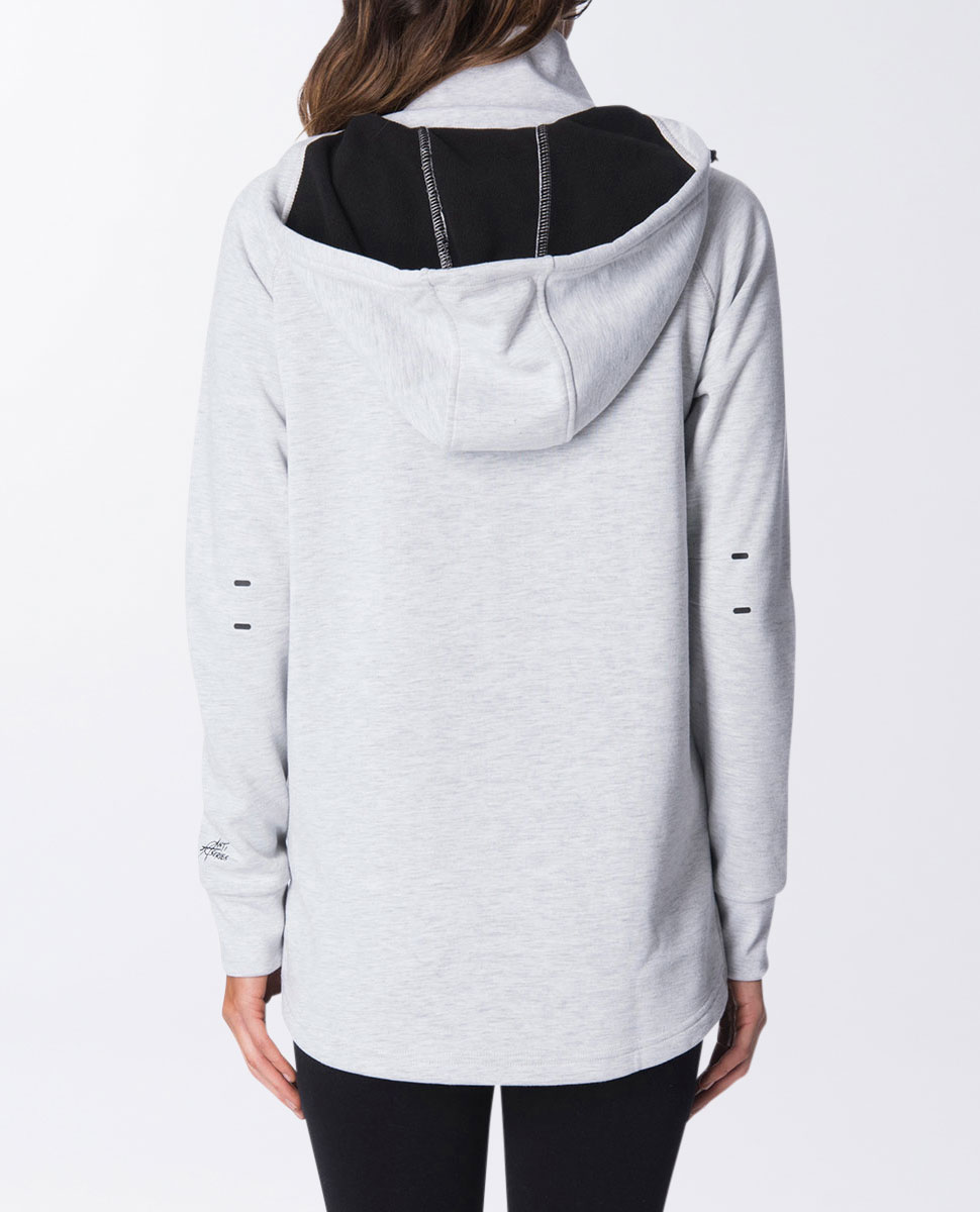 Anti Series Flux Zip Thru Hoodie