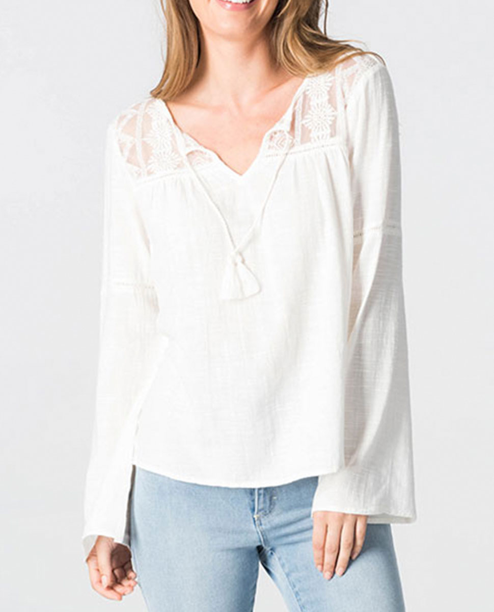 Sweet Sunshine Long Sleeve Top