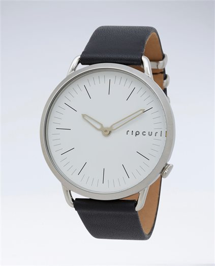 Super Slim Leather Watch